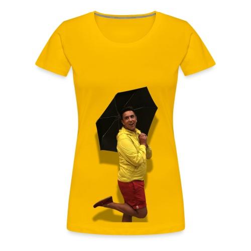 Umbrella Women's T-Shirt - Women's Premium T-Shirt