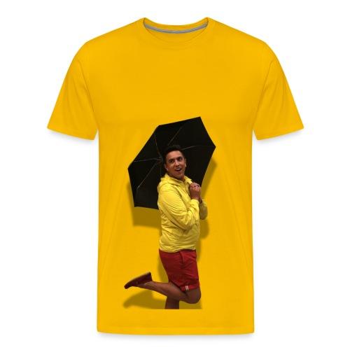 Umbrella Men's T-Shirt - Men's Premium T-Shirt