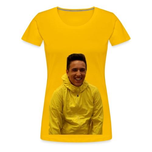 Laughing Face Women's T-Shirt - Women's Premium T-Shirt