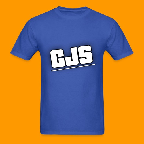 CJS Men - Men's T-Shirt