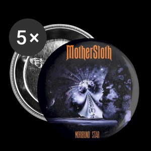 MotherSloth - Moribund Star 1 Button - Small Buttons