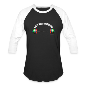 Lift The Rainbow (Baseball Tee) - Baseball T-Shirt