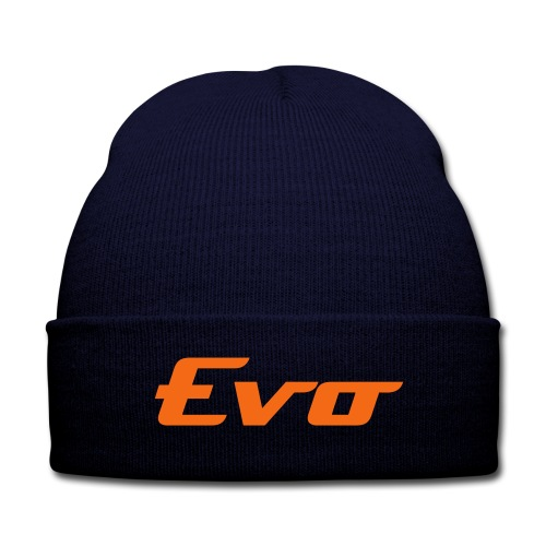 Evo Knit Cap   -Limited Edition - Knit Cap with Cuff Print