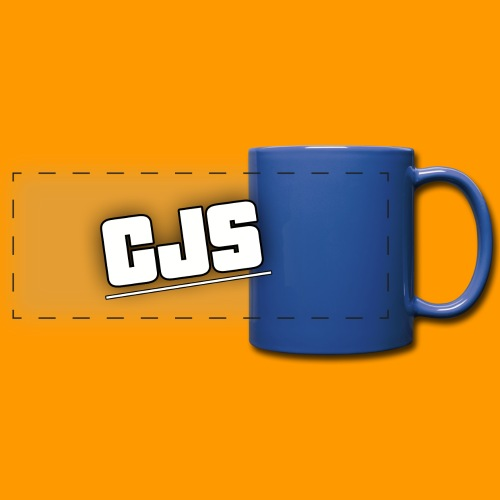 CJS Coffee Mug - Full Color Panoramic Mug