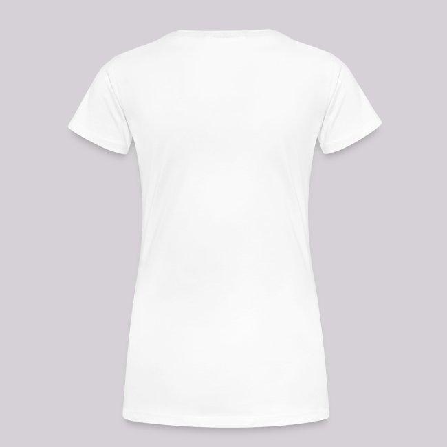Real Women Hustle Hard Women's Women's Premium T-Shirt