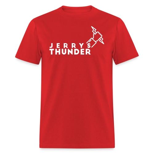 Jerrys Thunder Shirt 2 - Men's T-Shirt