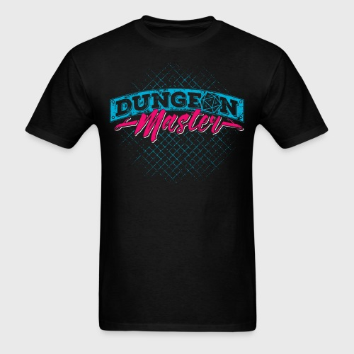 Dungeon Master & Dragons - Men's T-Shirt