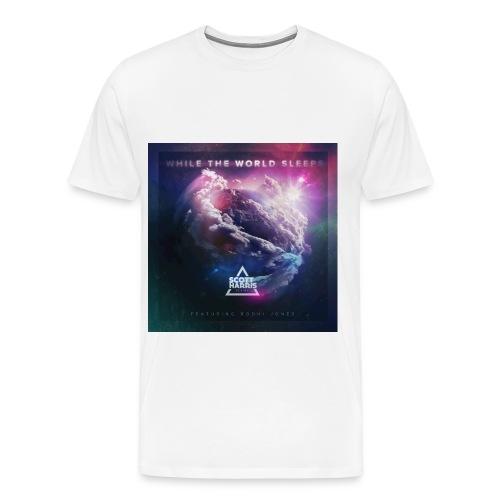 Men's T-Shirt WTWS Artwork - Men's Premium T-Shirt
