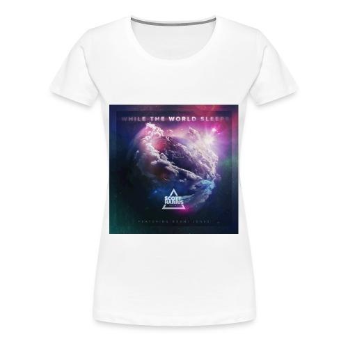 Women's T-Shirt WTWS Artwork - Women's Premium T-Shirt