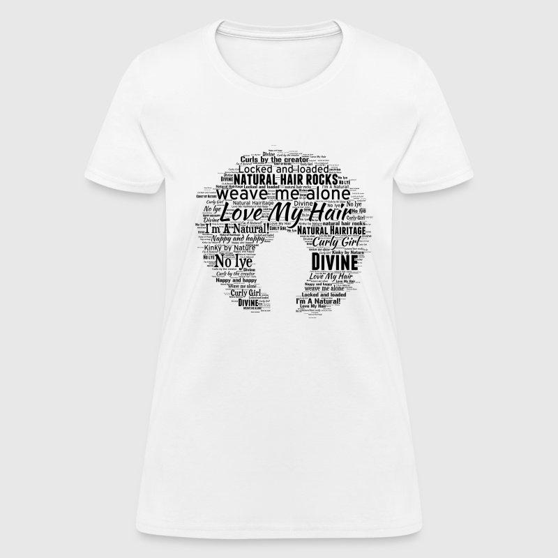 Love my hair t shirt spreadshirt for Hair salon t shirt designs