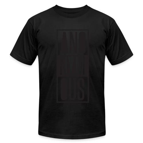 Vertical Anonymous - Men's Fine Jersey T-Shirt