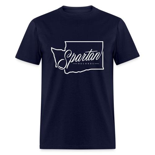 Spartan WA State T-Shirt - Men's T-Shirt