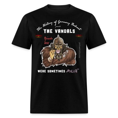 Polite Vandal - Men's T-Shirt