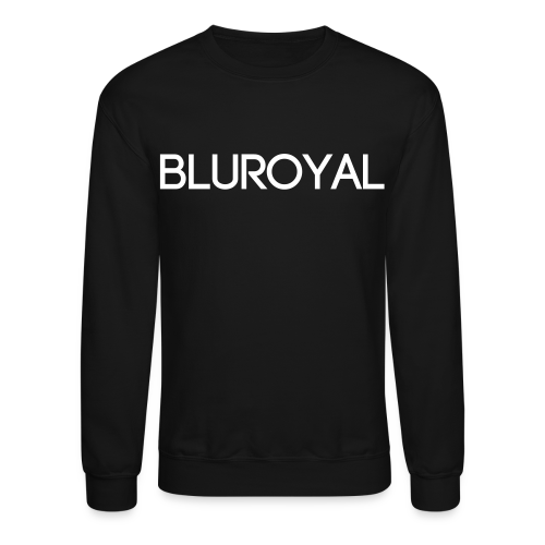 BluRoyal - Crewneck Sweatshirt