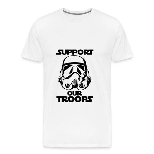 Stormtrooper T-Shirt - Men's Premium T-Shirt