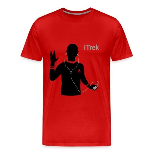 iTrek T-Shirt - Men's Premium T-Shirt