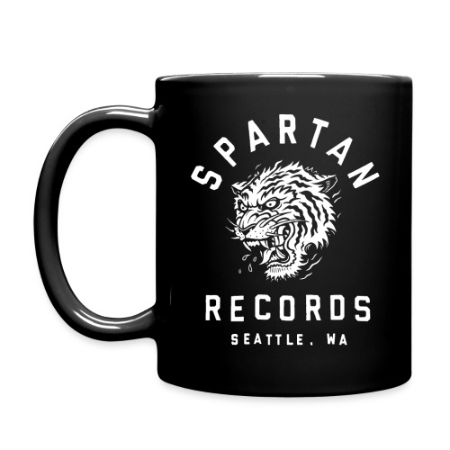 Spartan Wild Tiger Coffee Mug - Full Color Mug