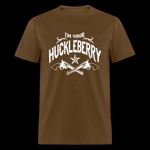 I'm Your Huckleberry Men's T-Shirt - Men's T-Shirt