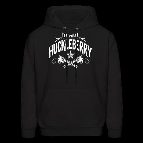 I'm Your Huckleberry Men's Hoodie - Men's Hoodie