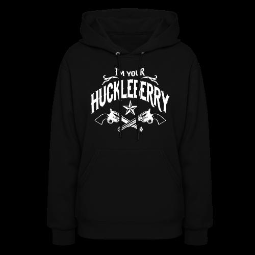 I'm Your Huckleberry Women's Hoodie - Women's Hoodie