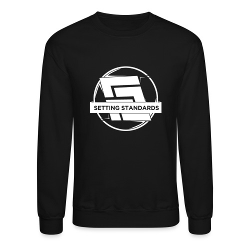Setting Standards Crewneck - Crewneck Sweatshirt