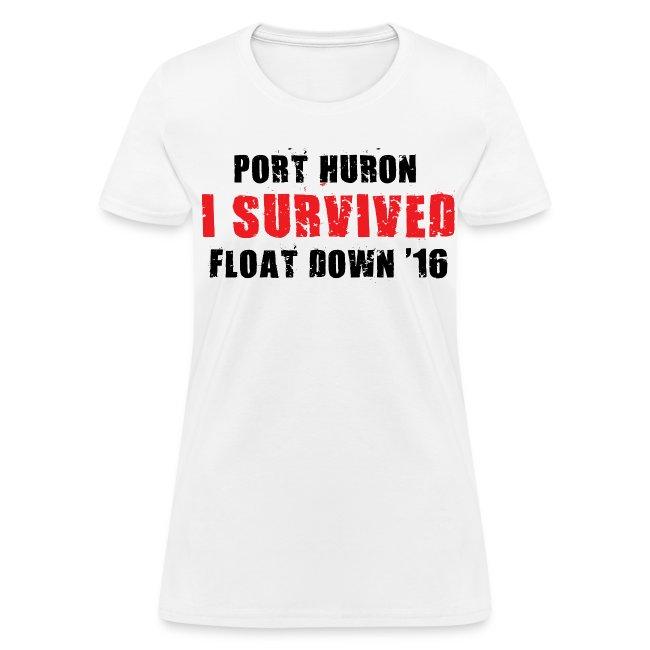 Port Huron Float Down - I Survived