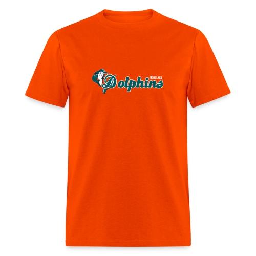 Douglass Dolphins - Men's T-Shirt