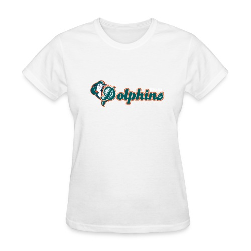 Douglass Dolphins (Women) - Women's T-Shirt