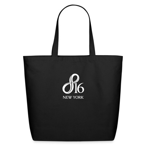 816 New York on a Tote - Eco-Friendly Cotton Tote