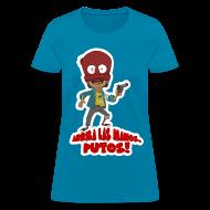 T-Shirts ~ Women's T-Shirt ~ Peluzin - Arriba las Manos!