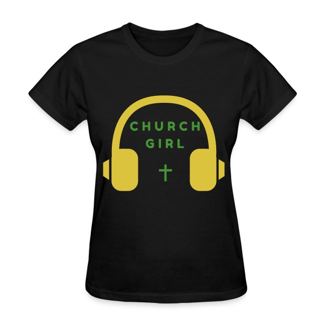 Church Girl Headphones