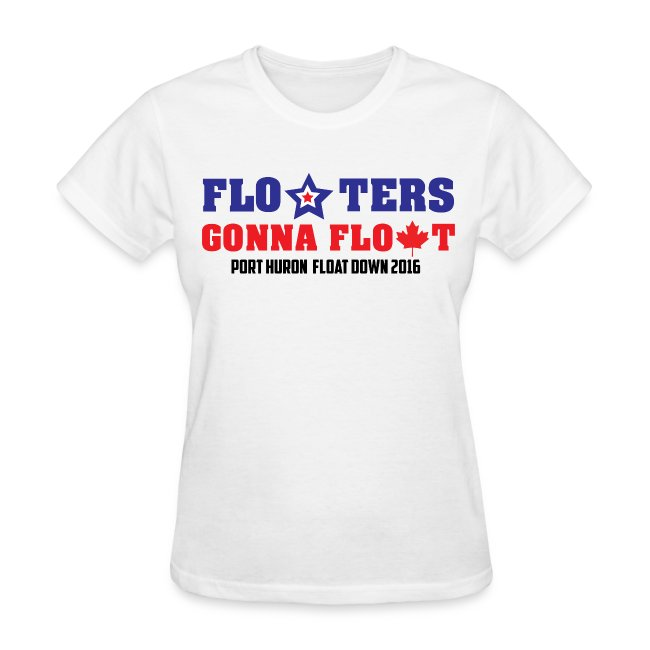 Floaters Gonna Float - Port Huron Float Down 2016