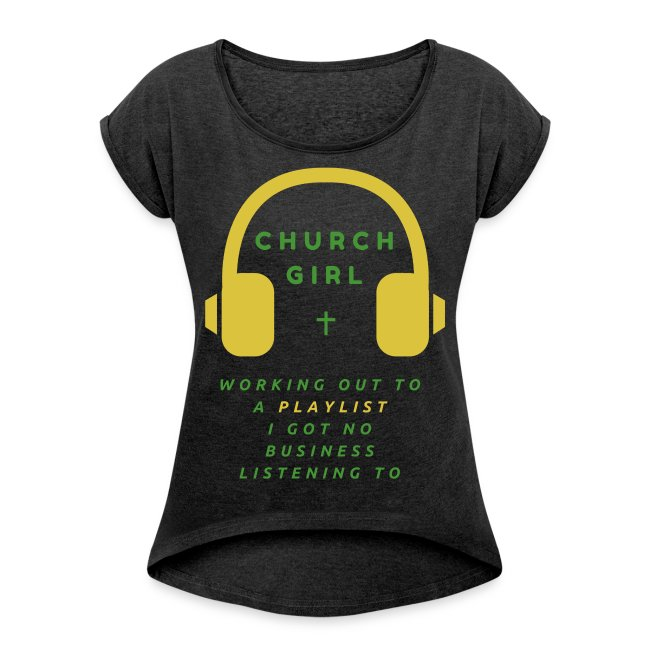 Church Girl PlayList