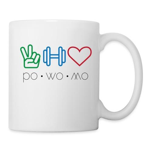 powomo logo coffee mug - Coffee/Tea Mug