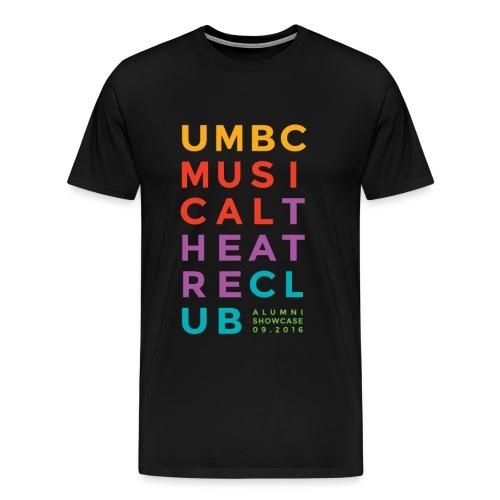 MTC Alumni Men's Premium TShirt - Men's Premium T-Shirt