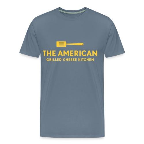 TAGCK-Logo Tee - Men's Premium T-Shirt