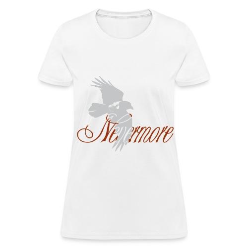 Nevermore Women - Women's T-Shirt