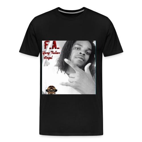 Official Yung fallen Angel T Shirt - Men's Premium T-Shirt