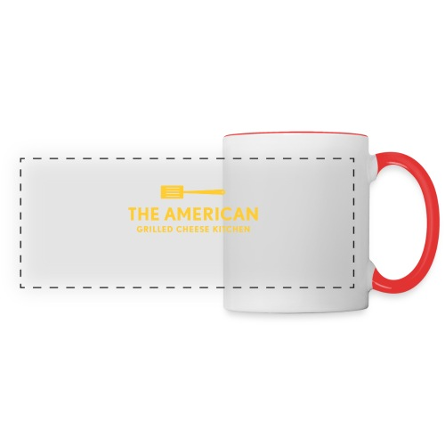 TAGCK Coffee Mug - yellow and red - Panoramic Mug