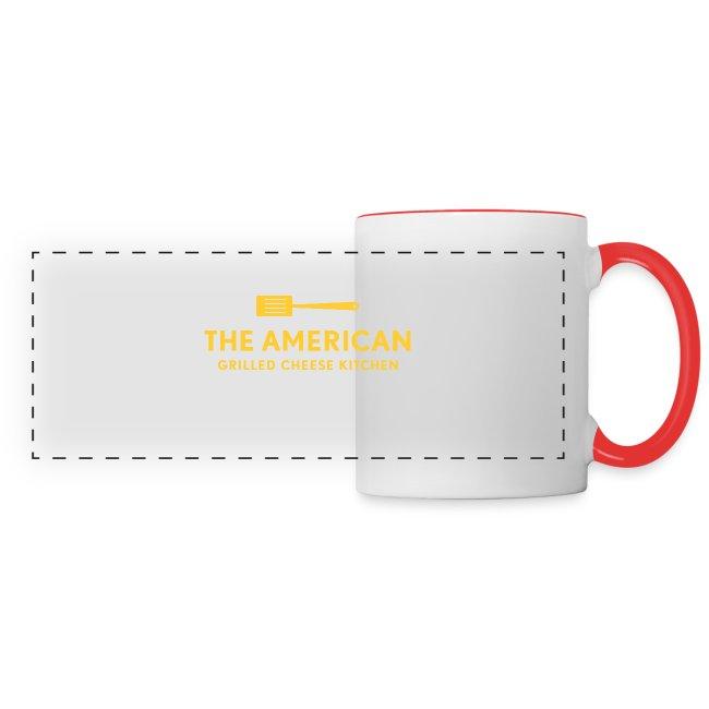 TAGCK Coffee Mug - yellow and red