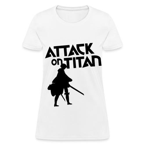 Attack on Titan Woman - Women's T-Shirt