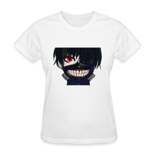 Tokyo Ghoul Woman - Women's T-Shirt