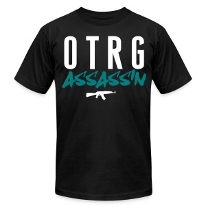 ASSASSIN - Men's T-Shirt by American Apparel