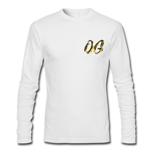 Mesn's OG Long Sleeve  - Men's Long Sleeve T-Shirt by Next Level