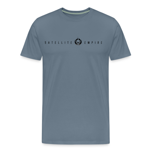 Mens Premium Satellite Empire Logo Shirt - Men's Premium T-Shirt