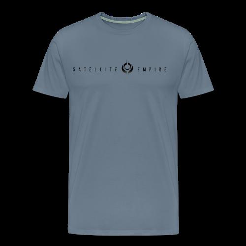 Mens Premium Satellite Empire Logo Shirt - Men's Premium T-Shirt