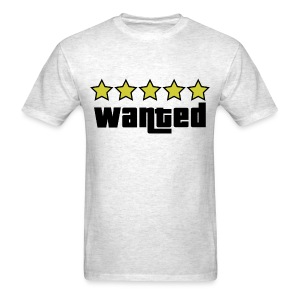 GTA Wanted - Men's T-Shirt
