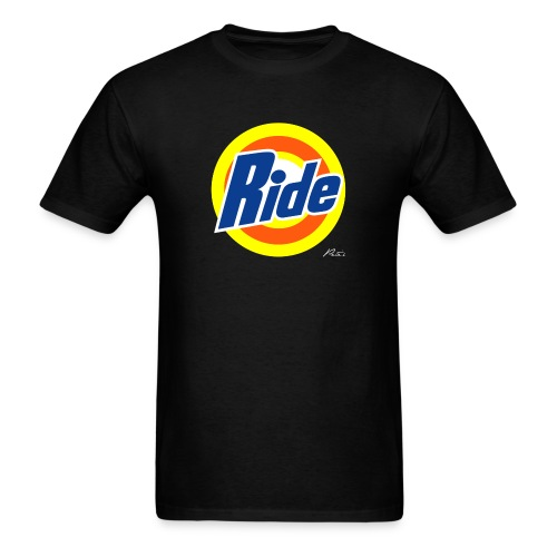 Ride - Men's T-Shirt