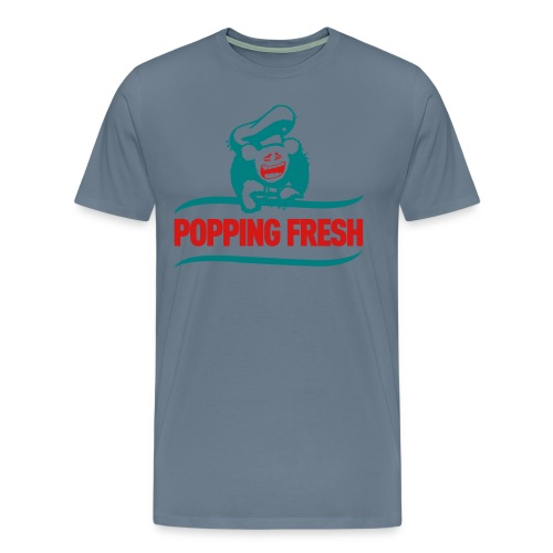 POPPING FRESH - Men's Premium T-Shirt