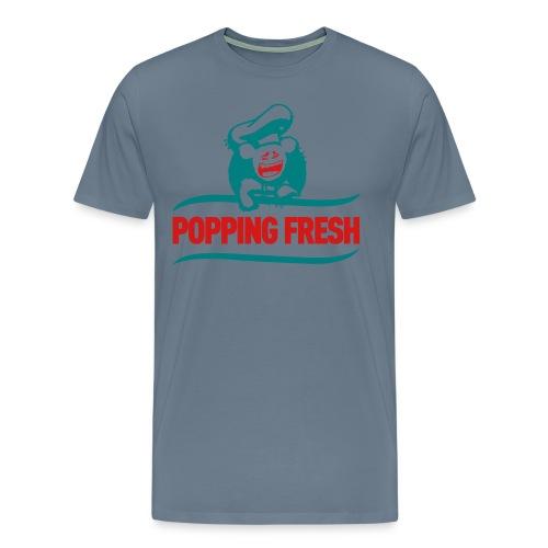 POPPING FRESH - Men's Premium T-Shirt